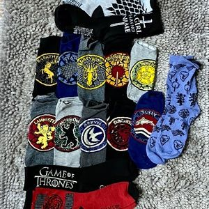 Women's Game of Thrones Sock Set